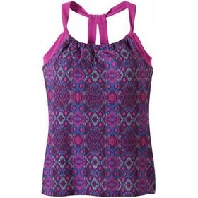 Prana Quinn Naiset Hihaton paita , vaaleanpunainen